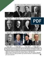 (Sa) Presidentes de e.u. 99