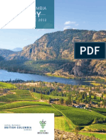 2012 BC Wine Touring Guide