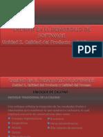 Calidad en el desarrollo de software