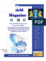 Shield Magazine December - 2014