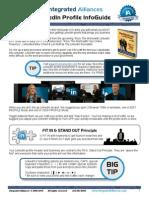 LinkedIn Profile InfoGuide v3.0