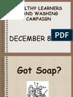 Handwashing 2014