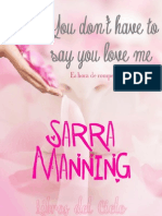You Dont Have to Say You Love Me pdf