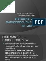 Sistemas de Radiofrecuencia