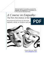 A Course in Empathy
