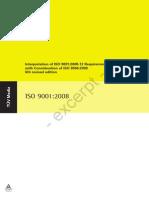 ISO Intrepretation of Req