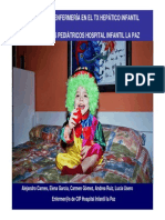 TX Hepatico Infantil