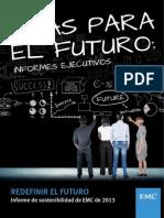 Emc 2013 Report in Brief
