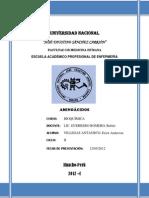 BIOQUIMICA-AMINOACIDOS