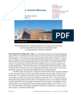 Contemporary Jewish Museum San Francisco - Daniel Libeskind