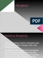 Relative Ranking