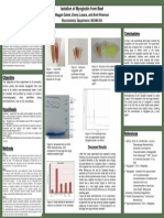 myoglobin extraction in biochemistry