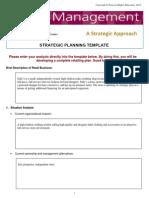 Sample Retail Plan
