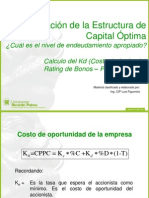 TOPICO 05 Calculo Kd Rating de Bonos