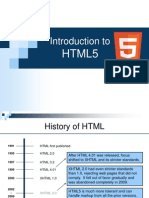 1. Introduction to HTasML5