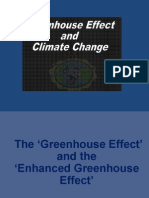 Green House Effect & Climate Chnage