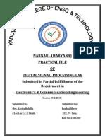 DSP File