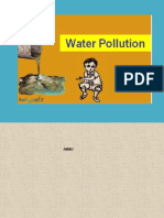 Ppt on Water Poullutants