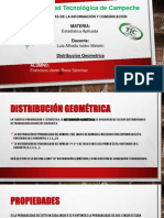 Distribucion Geometrica unidad 2