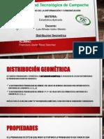 Diapositiva de Distribucion Geometrica