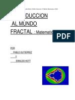 GEOMETRIA FRACTAL