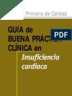 Guía Española de Buena Practica Clinica - Insuficiencia Cardiaca