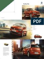 Volkswagen Polo Brochure