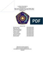 Praktikum II (Mula Kerja, Puncak Kerja Dan Lama Kerja