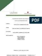 Trabajo Final.analisis Empresa