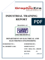 NTPC Summer Training Report.docx