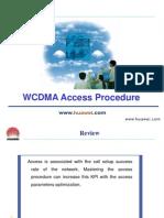 C06 WCDMA RNO Access Procedure Analysis