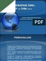 SMK3 PP 50/ 2012