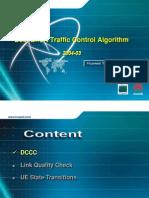 C11 Best Effort Traffic Control Algorithm