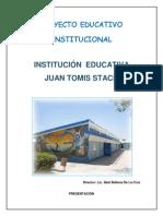 Proyecto Educativo Institucional-juan-Tomis Pd