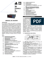 Manual de Usuario OT 31 AZB v.1