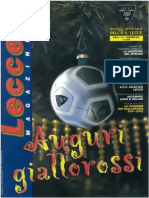 Lecce Magazine 2001 N. 10