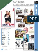 Playboy Mediakit 2013