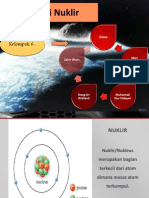 Energi Nuklir Presentasi