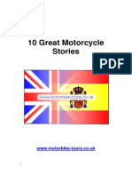 10 Great Motorcycle Stories