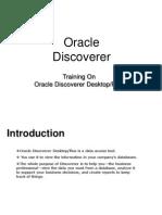 Discoverer Desktop PPT
