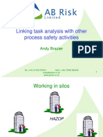 1200 - Brazier - Linking Task Analysis With Other Process Safety Activities
