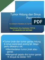 PP Tumor Hidung & Sinus paranasal.ppt