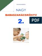 Nagy Babaszakácskönyv 2.