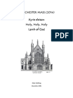 Winchester Mass (2014)