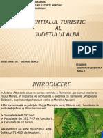 Potentialul turistic al Judetului Alba
