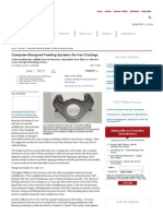 Computer Design of Feeding Systems for Iron Castings _ Feature Content From Foundrymag_com