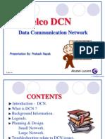 Telecommunication Network DCN network