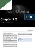 2 2 Company Fundamentals