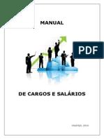 Manual de Cargos e Salários