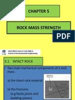 5rock Mass Strength